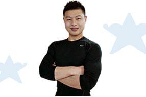 董浩-星航道健身教练培训师