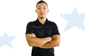 张兴-星航道健身教练培训师