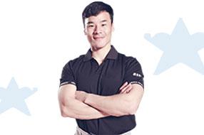 李雁雷-星航道健身教练培训师