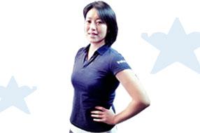 刘玉洁-星航道健身教练培训师