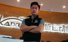 星航道1710期毕业学员李佳祥毕业月薪两万多,星航
