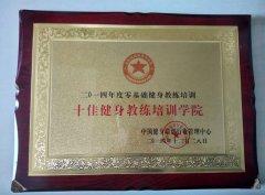 星航道荣获2009年十佳教练培训学院