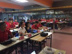 北京星航道国际健身学院201608期开班啦!!!