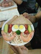 星航道薛老师主讲运营营养餐,学员笔