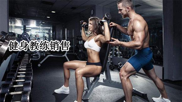 健身教练销售