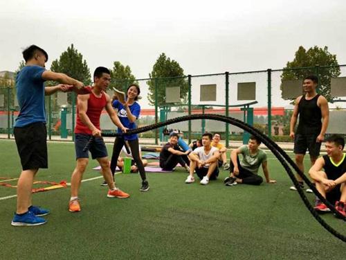 北京健身教练培训学校