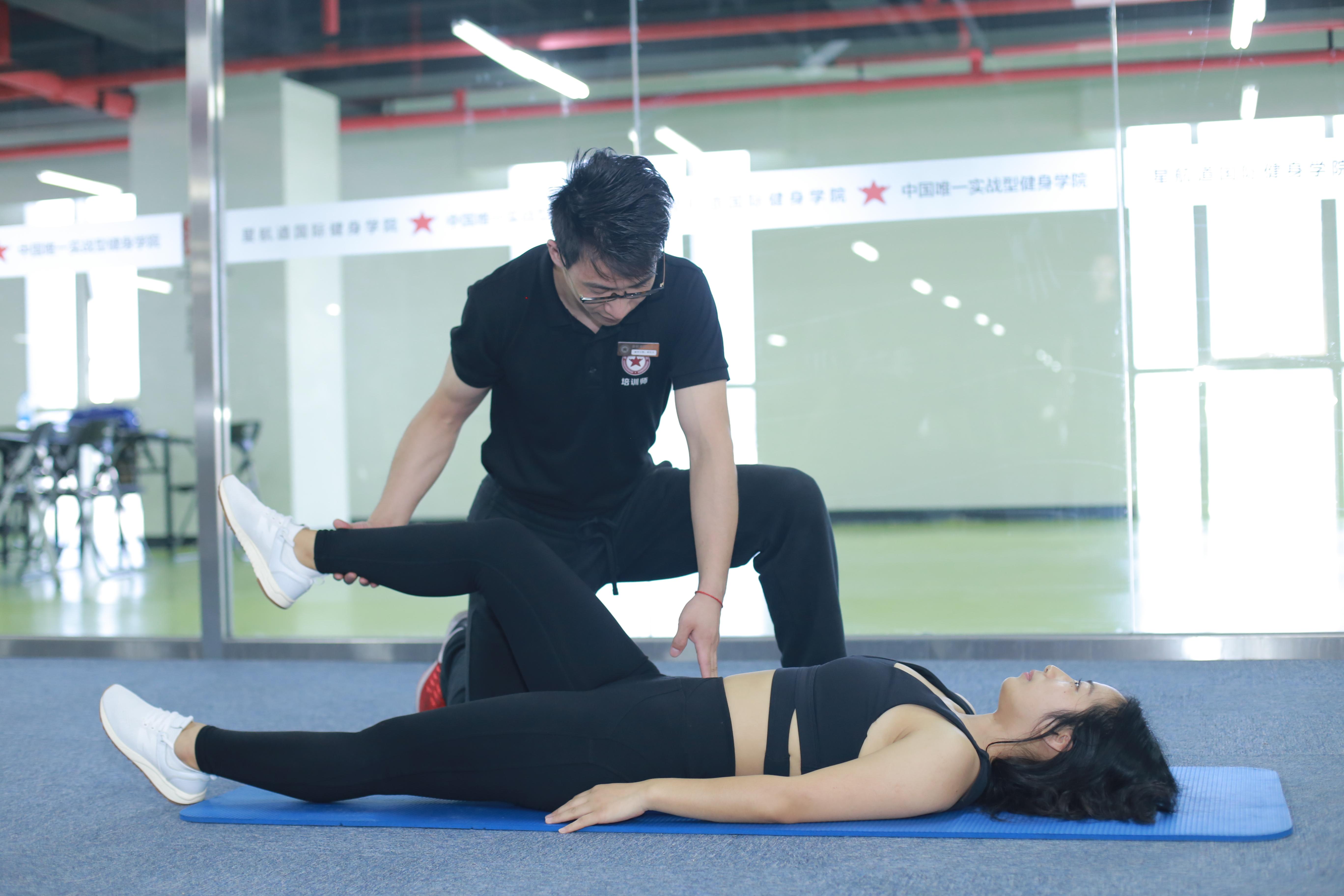 私人健身教练培训学费多少?