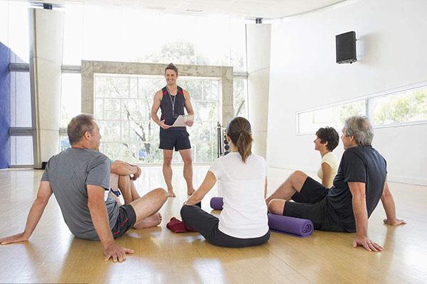 健身教练资格证都有哪几种