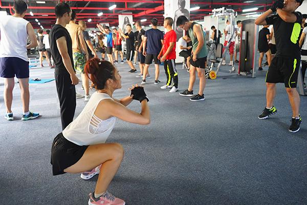 中国十大健身学院