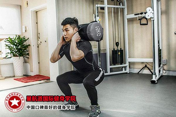 私人健身教练培训多少钱