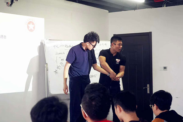 北京健身教练培训机构