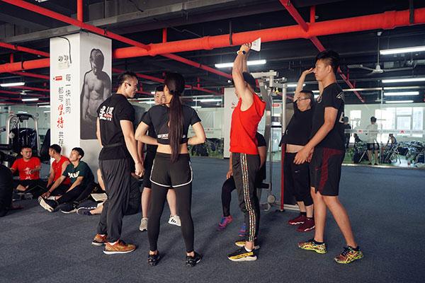 北京健身教练培训机构哪个好
