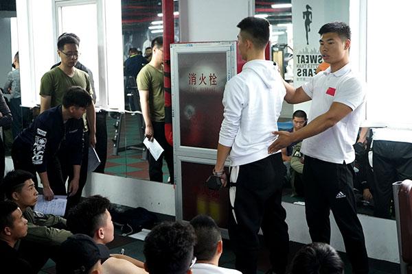 北京哪家健身教练培训基地好