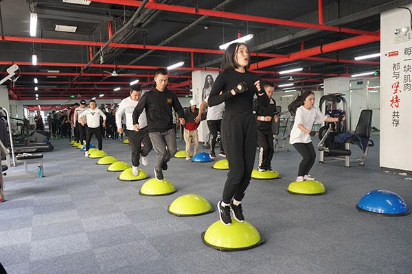 北京哪个健身教练培训机构更好