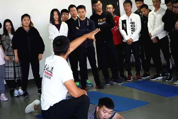 北京哪里健身教练学校好