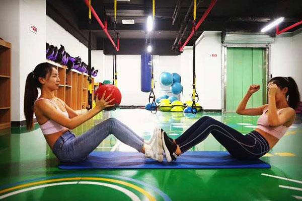 北京的健身教练机构哪里更好