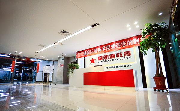 中国十大健身学院排名