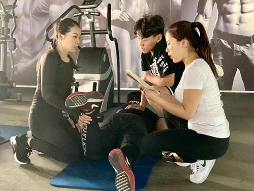 做女私人健身教练需要什么资格