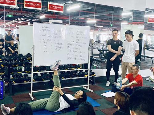 健身教练怎么学入门更快