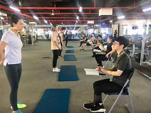 女健身教练培训哪家专业