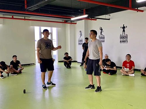普拉提(产后)教学私人教练培训课程