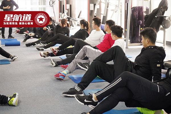健身教练培训多少钱